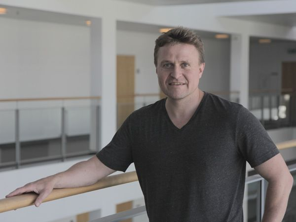 AU-professor Jesper Buus Nielsen, er nu også centerleder for Concordium Blockchain Research Center. (Foto: Mette B. Klausen)