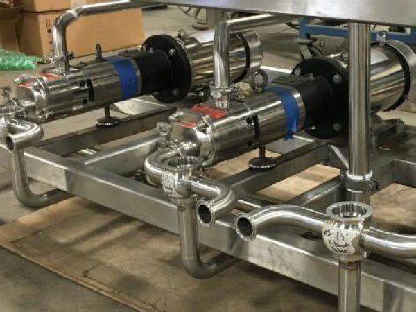 ECM Industries-divisionen ECE har aktuelt hentet en stor ordre hjem på produktion og opbygning af en avanceret produktionslinje.