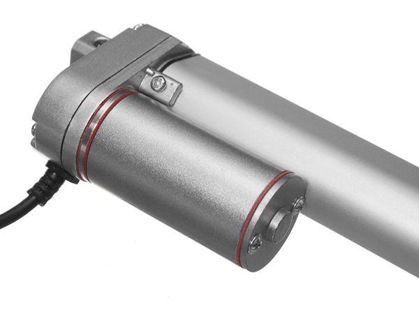 Den kompakte Matronics-aktuator har mange anvendelsesmuligheder, fremhæver producenten.