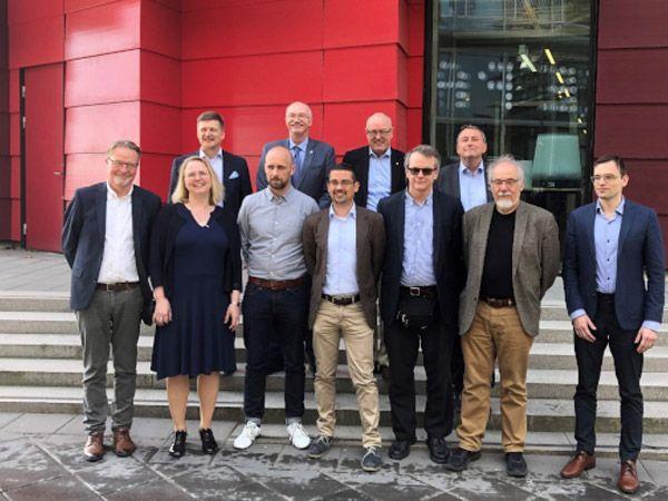 Det nordiske AI-netværk blev lanceret på Nordic Five Techs årlige rektormøde.