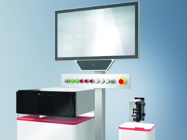 Panel-PC'er, kontrolpaneler, kompakte industri-PC'er og 19 tommer indbygnings-industri-PC'er fra Beckhoff bruges i automobilproduktionen over hele verden.
