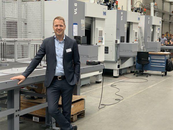 Det forventes at Process Gears er i fuld drift fra 4. kvartal 2019, oplyser Rasmus Niebuhr.