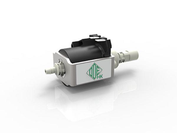 KH-Technic tilbyder pumper, som kan dække anvendelser med vand, samt løsninger til andre medier, som har lignende viskositet.