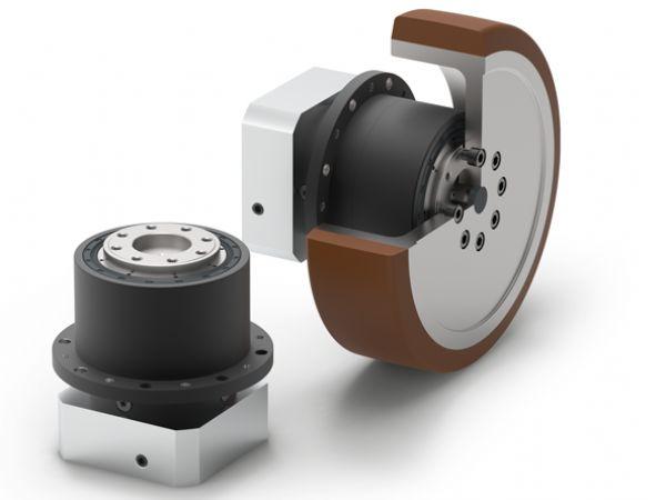 NGV-gearkassen er udstyret med en speciel radial akseltætning som giver IP65-beskyttelsesklasse på udgangssiden.