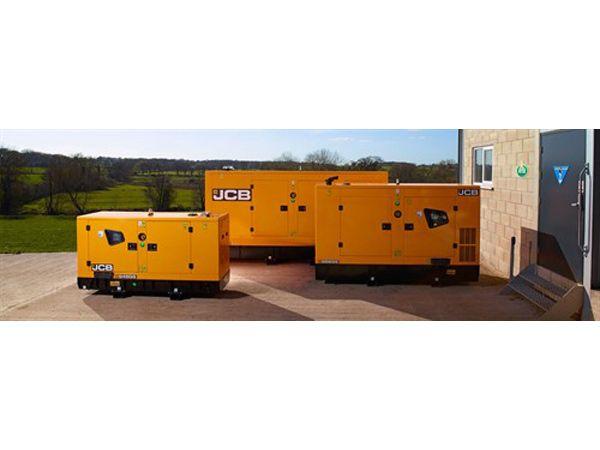 Tilføjelsen af JCB´s generatorer har føjet yderligere et forretningsområde til programmet hos Granzow.