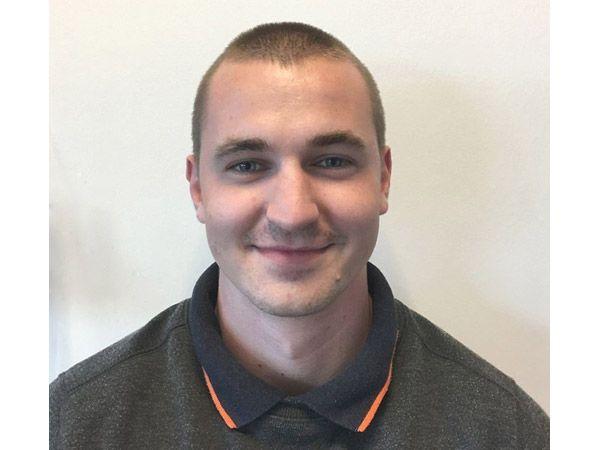 Mads Karlsen er ansat som salgsingeniør hos SMC Danmark.