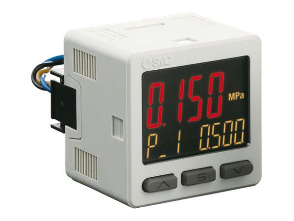 SMC-programmet er aktuelt blevet tilføjet højpræcise, digitale pressostater til både tryk og vakuum.