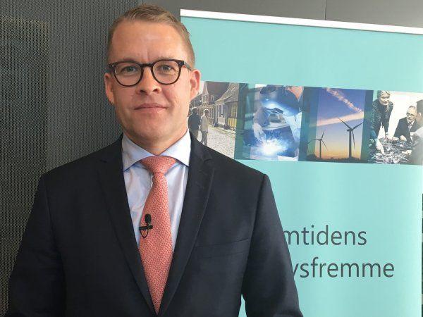Der er behov for markante indsatser for at løfte den grønne dagsorden i de danske virksomheder, fastslår formand Jakob Riis, Danmarks Erhvervsfremmebestyrelse.