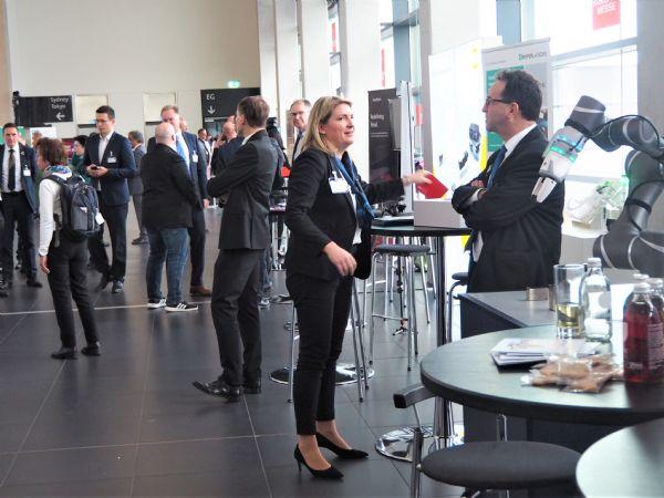 På årets Preview-miniudstilling præsenterede 40 af messens udstillere på mindre informationsstande et bredt udsnit af de væsentligste produkter, der vil blive lanceret for alvor på april måneds Hannover Messe 2020.