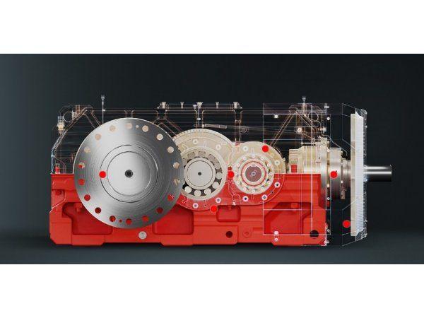 SEW udvider aktuelt firmaets række af industrielle gear i X-serien med Generation X.e.