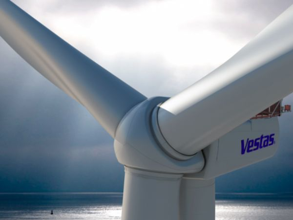 101 MegaWatt-ordren gælder 18 vindmøller af typen Enventus V162-5.6.