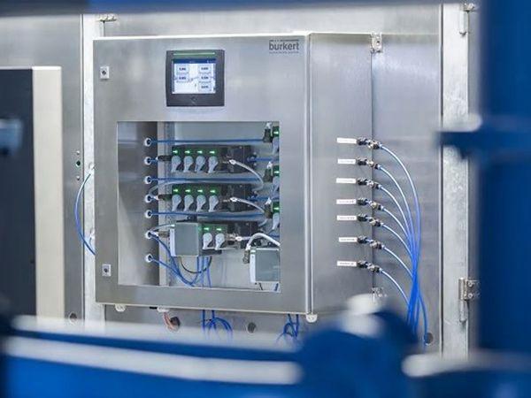 En række centrale løsninger indgår i Bürkerts program, der således i dag dækker alle applikationsområder, fremhæver producenten.