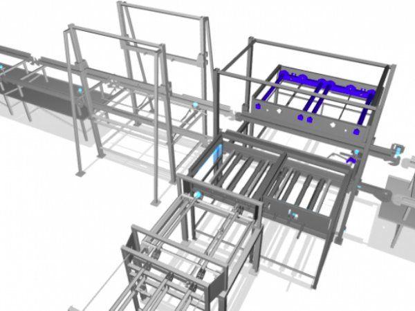 Et eksempel på en digital tvilling hos Linco Food Systems.