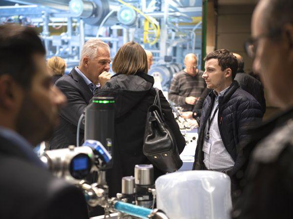 DiaLabXpo 2019 holdes fra 24. til 26. september, og byder blandt andet inden for til Future Lab i Lokomotivværkstedet. (Foto: Lars Møller/MCH)