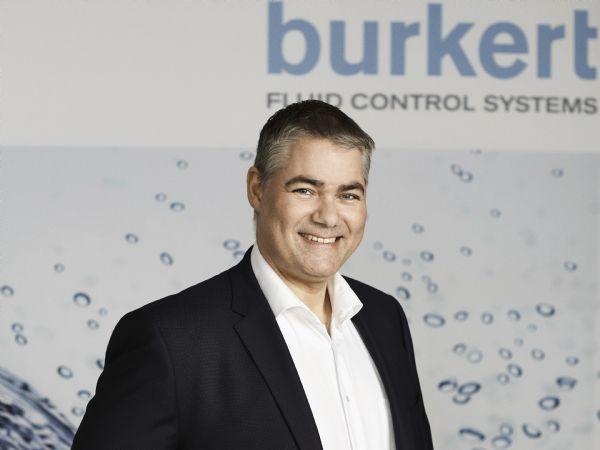 Henrik Ziegler er blevet ansat som administrerende direktør i Burkert Danmark.