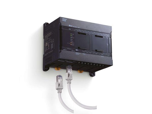 CP2E-seriens alt-i-én-controller fra Omron er udviklet for at levere IoT til kompakte applikationer, fremhæver producenten.