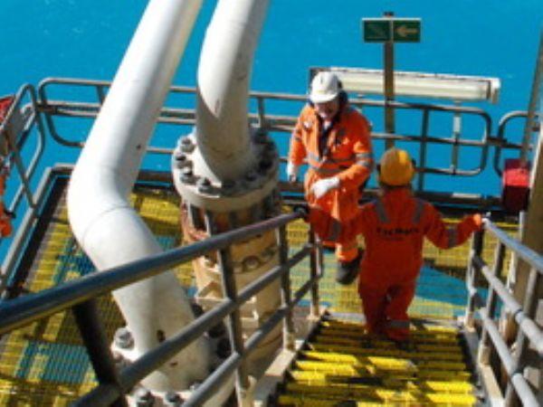 Der er ingen idé i at stoppe olie-/gas-udvindingen i Nordsøen, anfører Olie Gas Danmark.