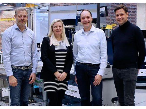 Partnerskabet om Innovation Factory North er det første af i alt ti i en tre-årig periode.
