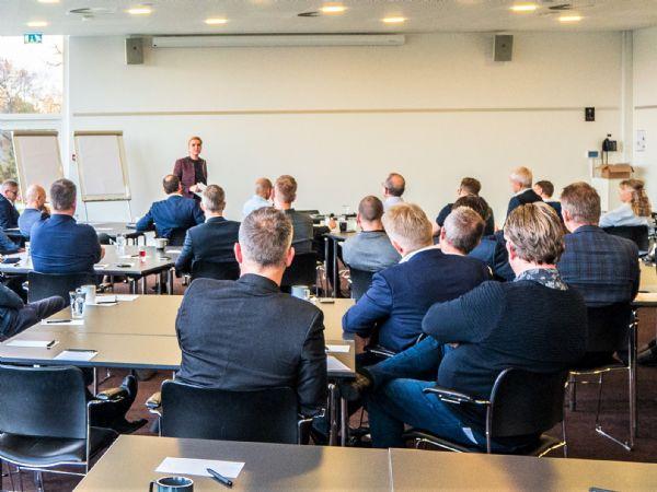 Venstres næstformand, tidligere minister Inger Støjberg gav BITVA-medlemmerne et indblik i livet på Christiansborg og mange af de aktuelle politiske emner.