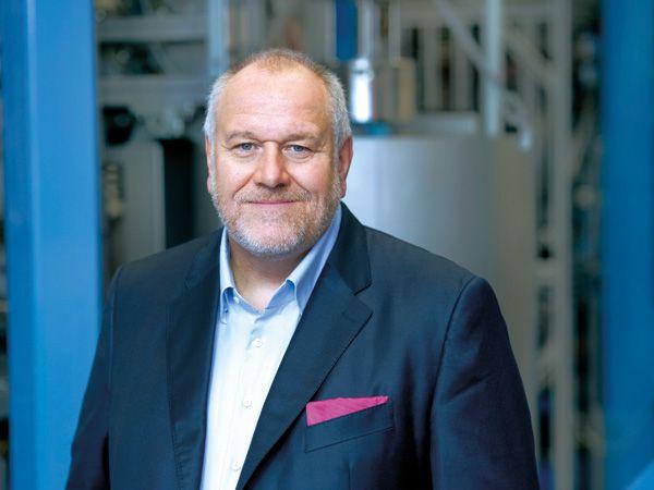 CEO Matthias Altendorf glæder sig over at Endress+Hauser voksede over alle regioner i 2018. Øget industriel digitalisering gav gode resultater.
