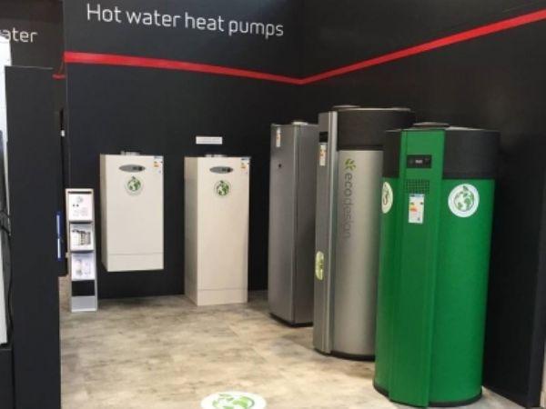 Vesttherm har succes med sin små varmepumper med naturligt kølemiddel.