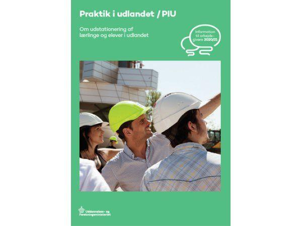 Den 16 siders pjece om PIU-ordningen er nu tilgængelig.