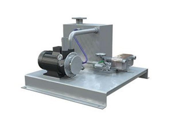 SIHI-løsningerne, som Armatec forhandler omfatter nu også denne kompakte vakuumenhed.