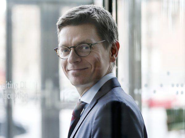 DI-direktør Lars Frelle-Petersen fylder fredag 50 år.