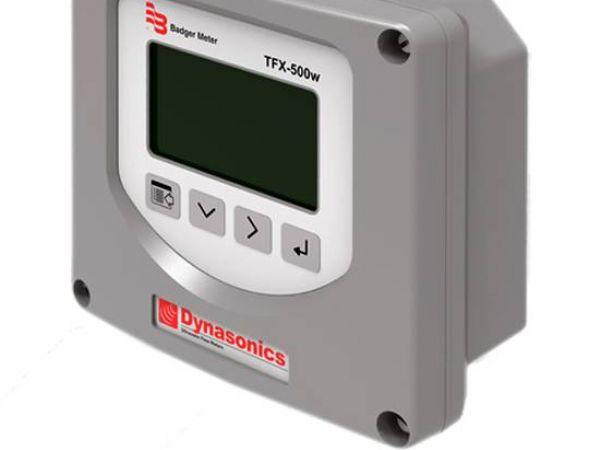 Dynasonic TFX-500w Clamp-on ultralydsmåler hæver niveauet for anvendelighed, funktionalitet, økonomi og ydeevne, fremhæver Løwener.