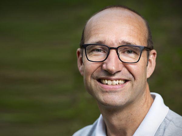 Lektor Jakob Juul Larsen, Institut for Ingeniørvidenskab. (Foto: Lars Kruse/AU Foto)