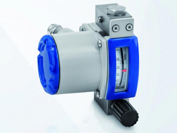 Fagerberg-programmet er blevet suppleret med Krohne DK32 til lavt flow, som nu leveres med elektrisk signaloutput.