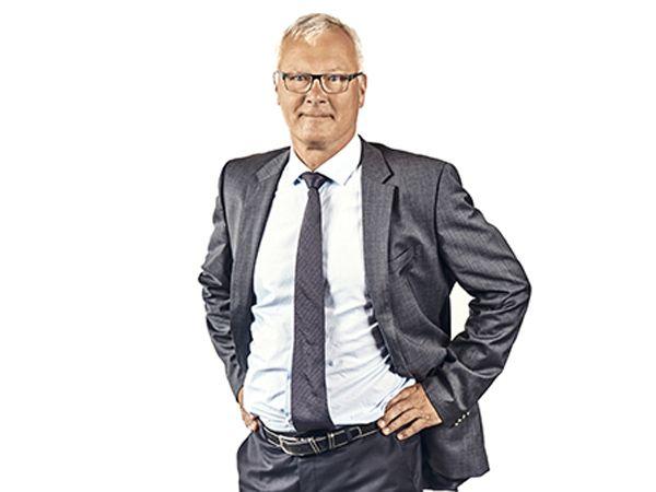 Direktør Niels Jørgen Hansen, TEKNIQ Arbejdsgiverne, glæder sig over udviklingen i årets første halvår inden for VVS- og el-installationsbranchevirksomhederne.