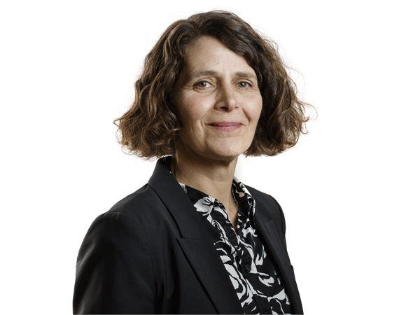 DTU-koncerndirektør Marianne Thellersen glæder sig over Novo Nordisk Fondens støtte til BII Faculty-forskningsmiljøet. (Foto: DTU)