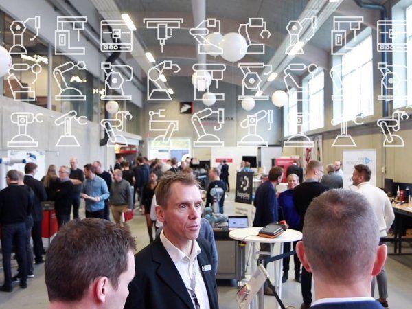 6. og 7. maj gælder det DIRA Business 2021 og ROBOTBRAG.