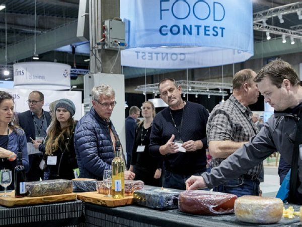 Årets hi byder blandt andet på International Food Contest. (Foto: Tony Brøchner/MCH)