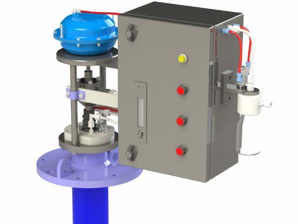 De Dietrich Process Systema'  prøvetagningssystem Multiprobe er blevet tilføjet yderligere en feature, i det løsningen nu kan håndtere injektion af et reagens eller en katalysator direkte i reaktionsmediet.