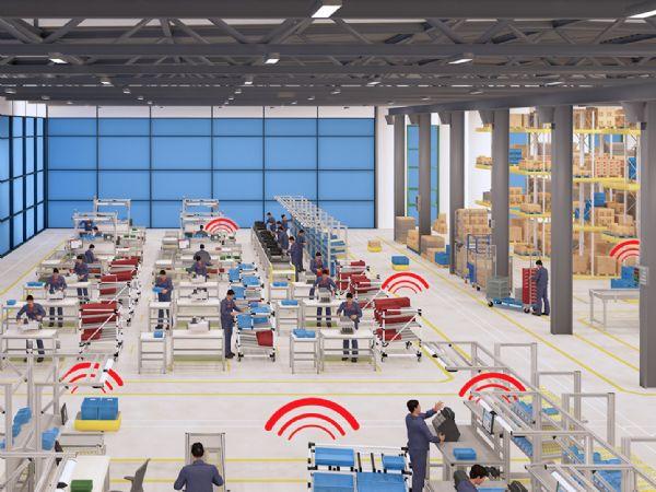Wireless fra Steute er seneste trådløse netværksløsning for distribution af sensordata.