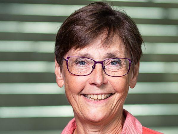 AU-direktør Conni Simonsen glæder sig over, at ingeniøruddannelserne inden for software- og computerteknologi er mere populære end nogensinde før blandt kvinder.
