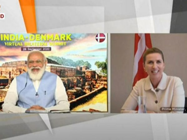 Ved et onlinemøde, tilbage i oktober,indgik Danmark og Indien et Grønt Strategisk Partnerskab, med opbakning fra den indiske premiereminister Narendra Modi og statsminister Mette Frederiksen.