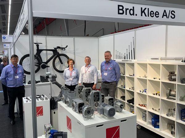 2019-/2020-regnskabsåret afsluttede Brd. Klee med vanlig deltagelse på Automatik 2020-messen i Brøndby i september.
