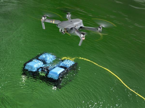 DTU's Centre for Collaborative Autonomous Systems, er blandt andet tilknyttet en af verdens største testfaciliteter for robotter og droner.