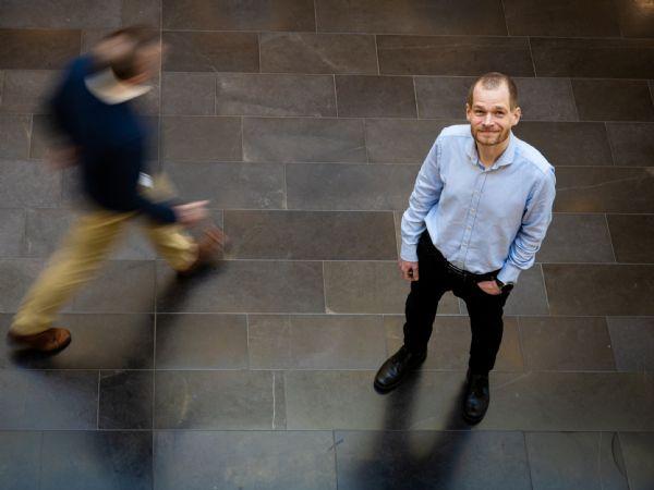 Peder Pedersen, afdelingschef hos stål- og teknikgrossisten Lemvigh-Müller, skal være med til at bedømme deltagerne i Danish Sales Competition 2020.