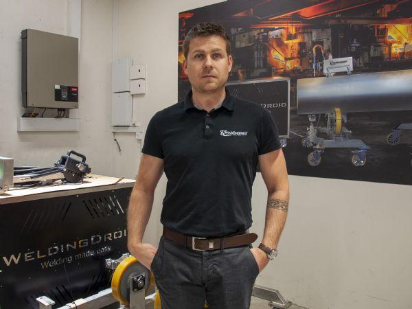 For Frecon har arbejdet med WeldingDroid i forbindelse med GenstartNu været et projekt, som gør det lettere at få andre SMV'er i tale. Fra WeldingDroid Kevin Christensen lyder også tilfredshed med forløbet.