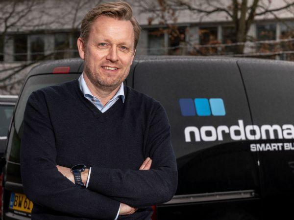 Altacognis Cloudbaserede løsninger kan bidrage til at forbedre indeklimaet, optimere pladsudnyttelsen, forbedre produktiviteten og at spare energi, fremhæver Toke Juul, der er  direktør i Nordomatic Danmark A/S og medlem af Nordomatics koncernledelse.