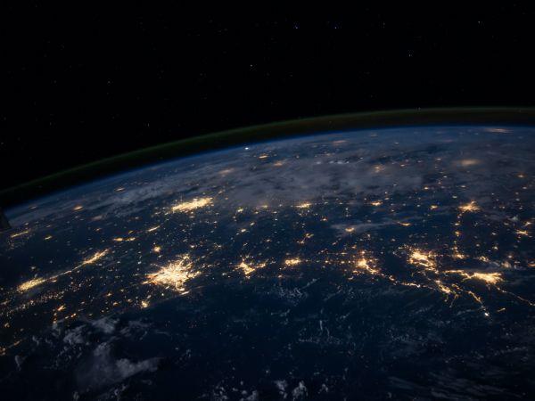 Blandt de mulige forskningsledere er blandt andet udvalgt en, der vil se nærmere på jorden set fra rummet. (Foto: NASA)
