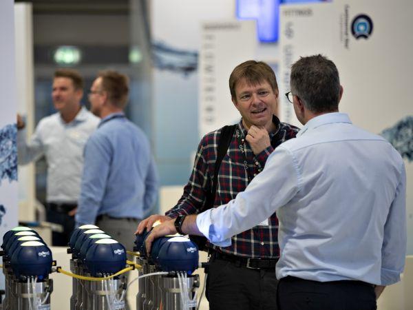 FoodTech 2020 finder sted, som planlagt, den 29. september til 1. oktober i MCH-Messecenter Herning.  (Foto: MCH/Lars Møller)