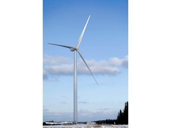 De samlede 266 MegaWatt skal leveres af vindmøller af typen V126-4.2.