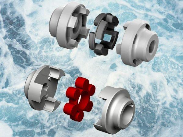 Vulkan er den tyske producent bag Flexomax klok-koblingerne i produktprogrammet hos Brd. Klee.