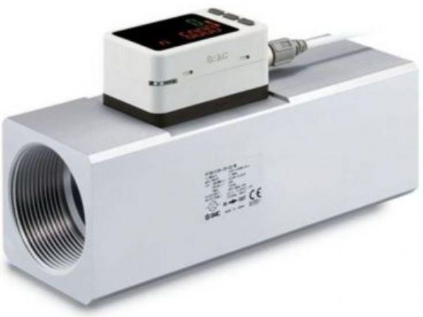 PF3A er en alsidig flowmåler fra japanske SMC, der giver brugeren overblikket over luftforbruget, fremhæver producenten.