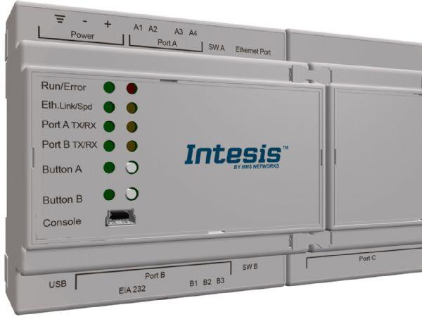 HMS Networks' Intesis-gateway kan sikre kommunikationen mellem PROFINET og BACnet.